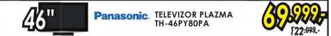 Televizor plazma TH-46PY80PA