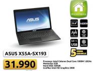 Laptop X55A-SX193