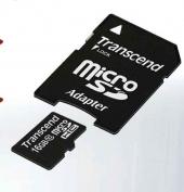 Mikro Sd Kartica 16GB, Transcend