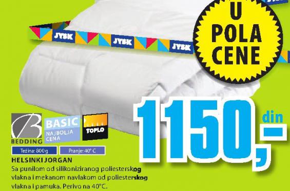 Jorgan Helsinki, 135x220cm