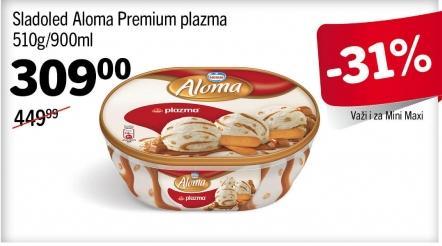 Sladoled plazma