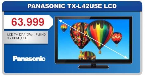 LCD televizor-TX L42U5E