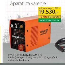 Invertor VIWM 170