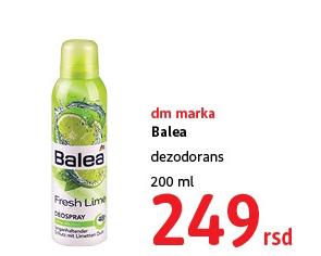 Dezodorans Fresh Lime