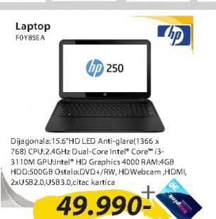 Laptop F0Y85EA
