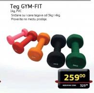 Teg GYM-FIT