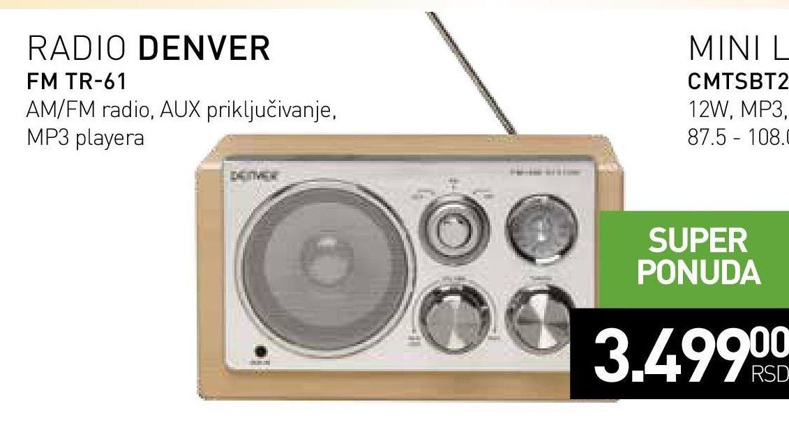 Radio TR-61
