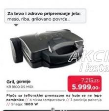Gril KR 1800 D5 MIDI