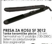 PRESA SF 3012