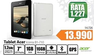 Tablet Iconia B1-710