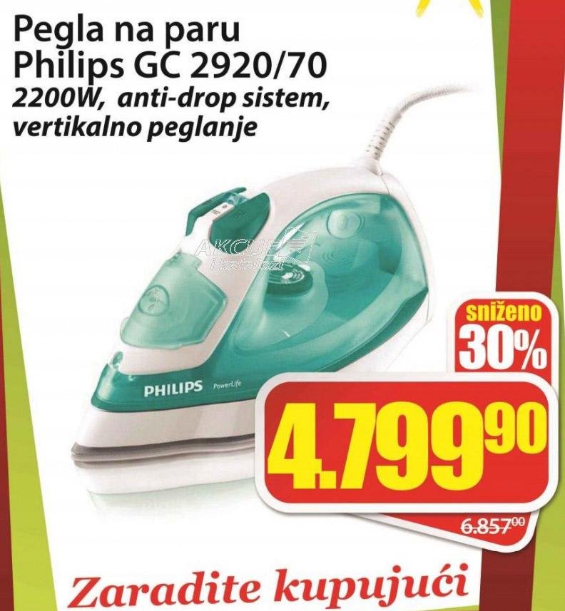 Pegla GC 2920/70