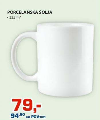 Šolja Porcelanska