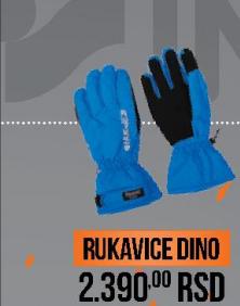 Rukavice Dino
