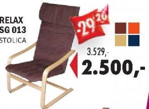 Stolica Relax SG 013