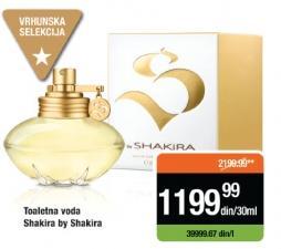 Toaletna voda Shakira