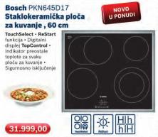 Ugradna ploča PKN645D17