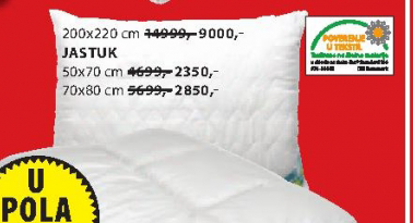 Jastuk Barbara 50x70cm