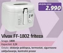 Friteza FF-1802