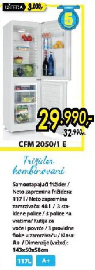 Frižider Cfm 2050/1 E