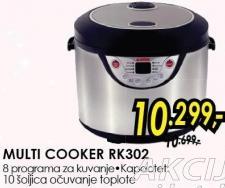 Multi cooker Rk302
