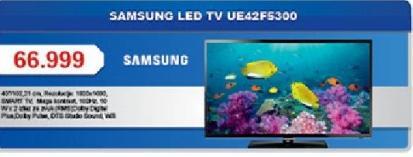 """Televizor LED 42"""" 3D UE42F5300"""