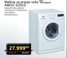 Awo/C 62010 Veš Mašina