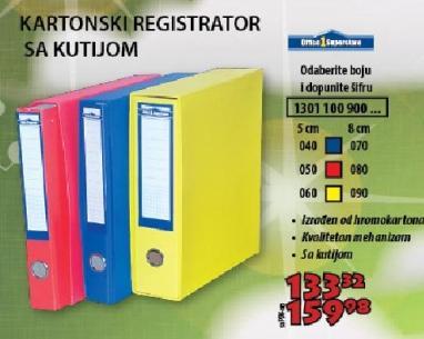 Registrator