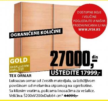 Ormar Tex