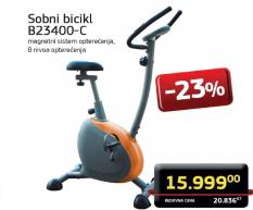 Sobni bicikl B23400-C