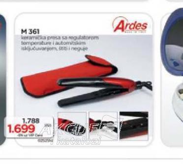 Presa za kosu ARDES M361