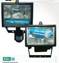 Halogeni reflektor 150W + senzor