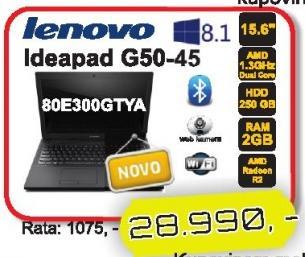 Laptop IdeaPad G50-45