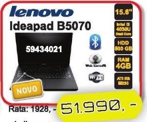 Laptop Ideapad B5070 59434021