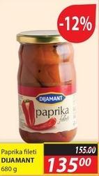 Paprika fileti
