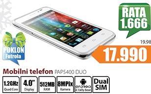 Mobilni telefon PAP5400 DUO