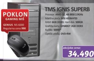Desktop računar TMS Superb