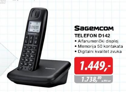 Telefon  D142