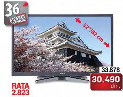 Televizor LED 32HXC01
