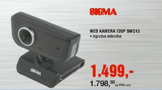Webcam SWC13