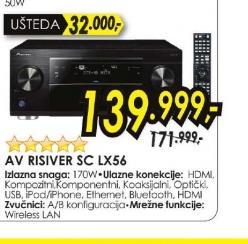 Risiver SC-LX56
