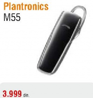 Bluetooth slušalice M55