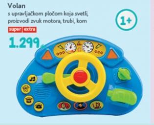 Igračka volan