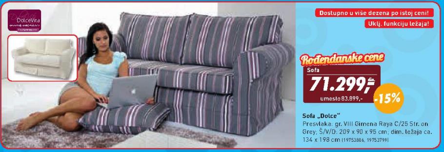 Sofa Dolce