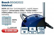 Usisivač BSG62022
