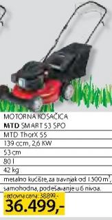 Motorna kosačica SMART 53 SPO