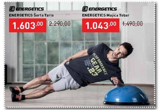 Majica Energetics