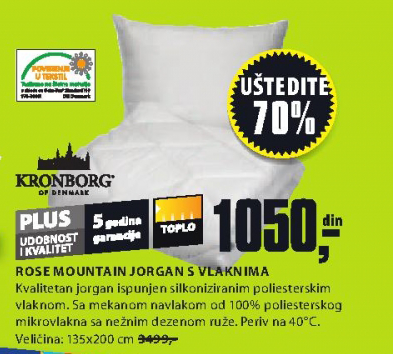 Jorgan Rose mountain