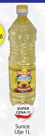 Super cena Ulje Sunce