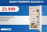 Frižider SS229010