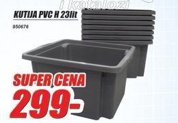 Kutija PVC